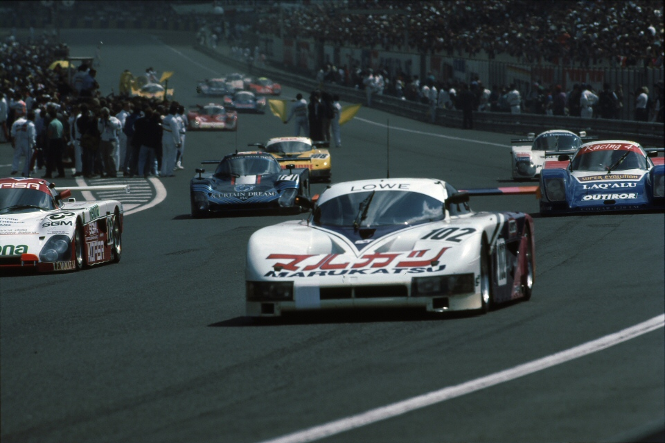 Le mans 24h race Vol.3